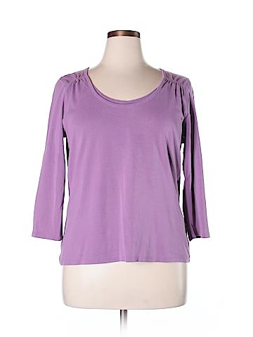 J.jill 3/4 Sleeve T-Shirt Size XL