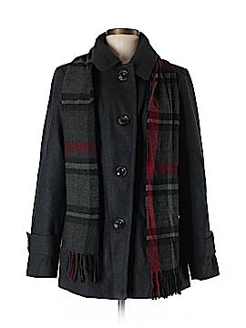 London Fog Wool Coat Size M