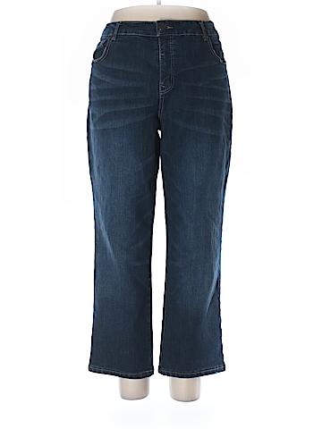 Nine West Vintage America Jeans Size 18W (Plus)