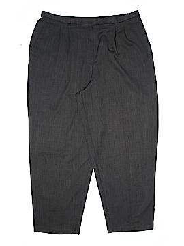 Kathie Lee Dress Pants Size 20w (Plus)