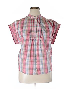 Westbound Short Sleeve Button-Down Shirt Size XL (Petite)