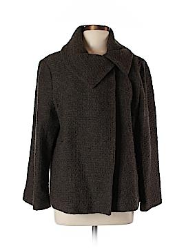 Banana Republic Wool Coat Size 16 (Tall)
