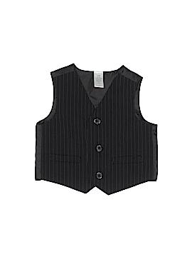 George Tuxedo Vest Size 6-9 mo