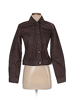 Club Monaco Denim Jacket Size XS