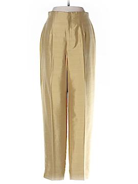 Dana Buchman Silk Pants Size 4 (Petite)