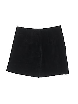 Jill Stuart Leather Skirt Size 4