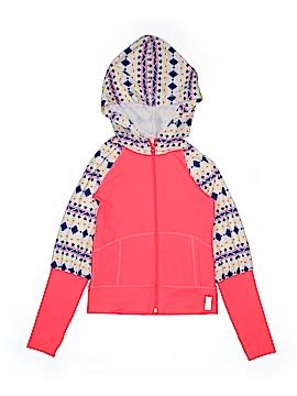 Zella Girl Track Jacket Size 8 - 10