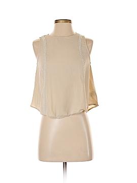 Miami Style Sleeveless Blouse Size XS