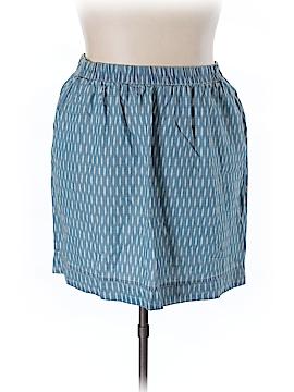 SONOMA life + style Denim Skirt Size 1X (Plus)