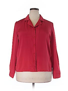 BFA Classics Long Sleeve Blouse Size 18 (Plus)