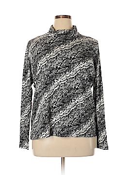 Jones New York Signature Turtleneck Sweater Size 1X (Plus)