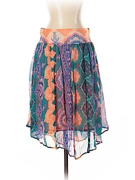 HD in Paris Silk Skirt Size S