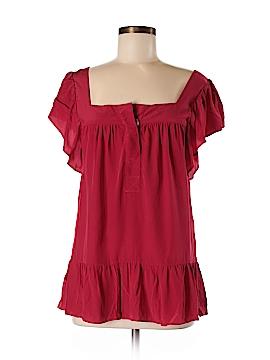 Sunner Short Sleeve Blouse Size M