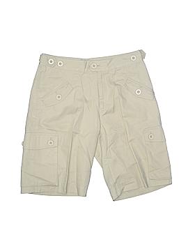 Garnet Hill Cargo Shorts Size 4