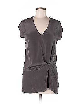 Bailey 44 Short Sleeve Silk Top Size XS
