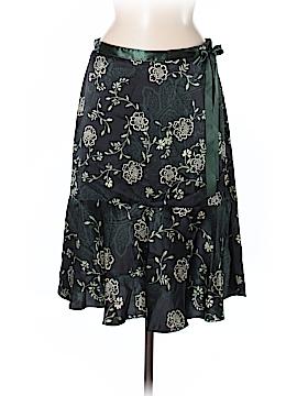 New York & Company Silk Skirt Size 6