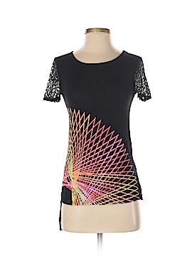 L'Amour Nanette Lepore Short Sleeve T-Shirt Size XS