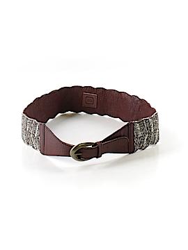 Jasper & Jeera Leather Belt Size M