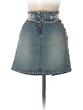 INC International Concepts Denim Skirt Size 6