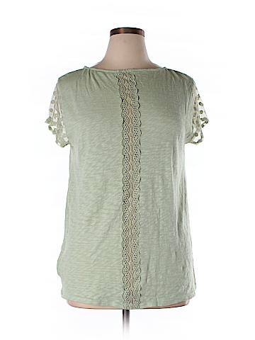 LC Lauren Conrad Short Sleeve Top Size XL