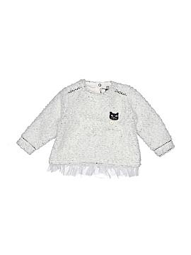 Catimini Pullover Sweater Size 12 mo
