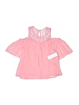 Ella Moss 3/4 Sleeve Blouse Size 8