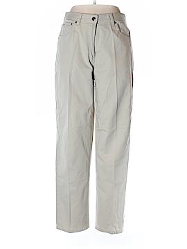 L.L.Bean Khakis Size 14