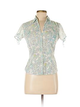 Marks & Spencer Short Sleeve Blouse Size 8 (UK)