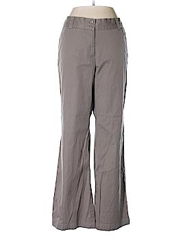 Lane Bryant Casual Pants Size 14 (Plus)