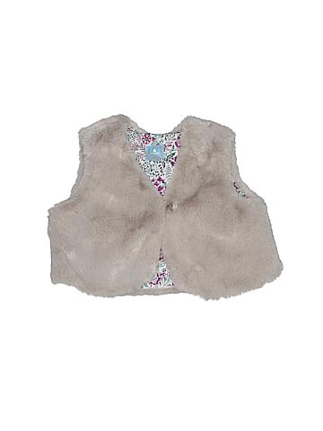 Baby Gap Outlet Faux Fur Vest Size 12-18 mo