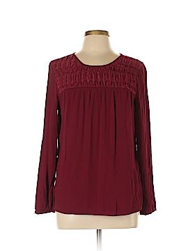 Meadow Rue Long Sleeve Blouse Size L