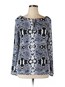 Worthington Long Sleeve Blouse Size XL