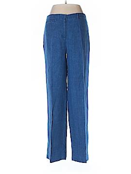 J. McLaughlin Linen Pants Size 4