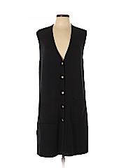 Escada by Margaretha Ley Women Wool Cardigan Size 38 (EU)