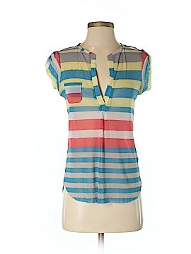 Weston Wear Short Sleeve Blouse Size XS