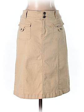 Twill Twenty Two Casual Skirt Size M