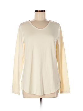 Isaac Mizrahi LIVE! Long Sleeve T-Shirt Size M