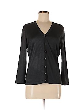 Brooks Brothers Silk Cardigan Size M