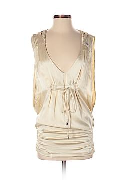 Miss Sixty Sleeveless Silk Top Size S