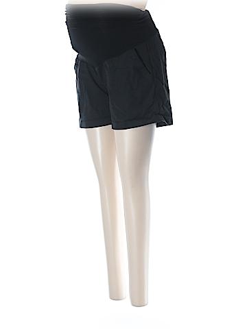 A Pea in the Pod Khaki Shorts Size S (Maternity)