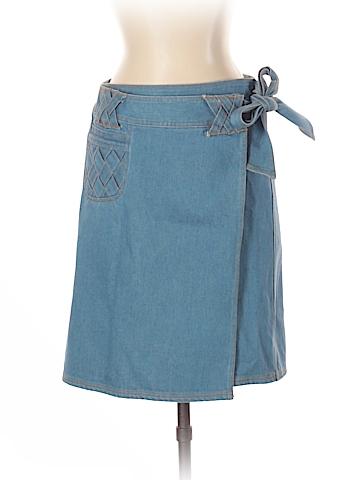 Milly Denim Skirt Size 2