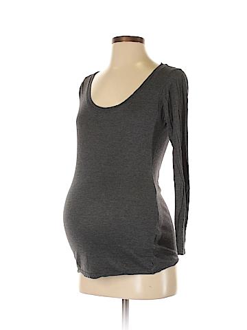 Motherhood Long Sleeve T-Shirt Size S (Maternity)