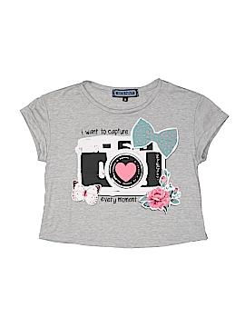 Iris & Ivy Short Sleeve T-Shirt Size S (Youth)