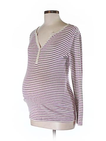 Gap Long Sleeve Henley Size M (Maternity)