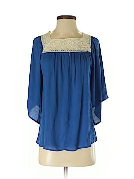 Entro 3/4 Sleeve Blouse Size XS
