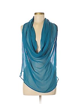Maggie Ward Sleeveless Silk Top Size M