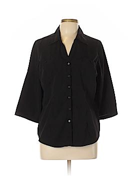 Joanna 3/4 Sleeve Blouse Size L