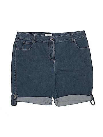 Christopher & Banks Denim Shorts Size 12