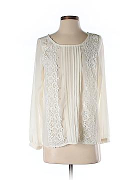 Doe & Rae Long Sleeve Blouse Size S