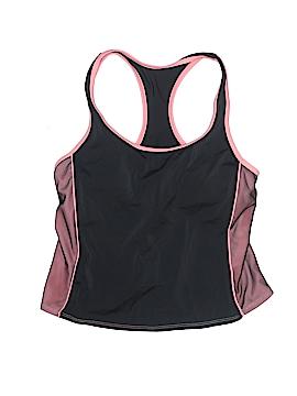 Cazimi Swimwear Swimsuit Top Size 12